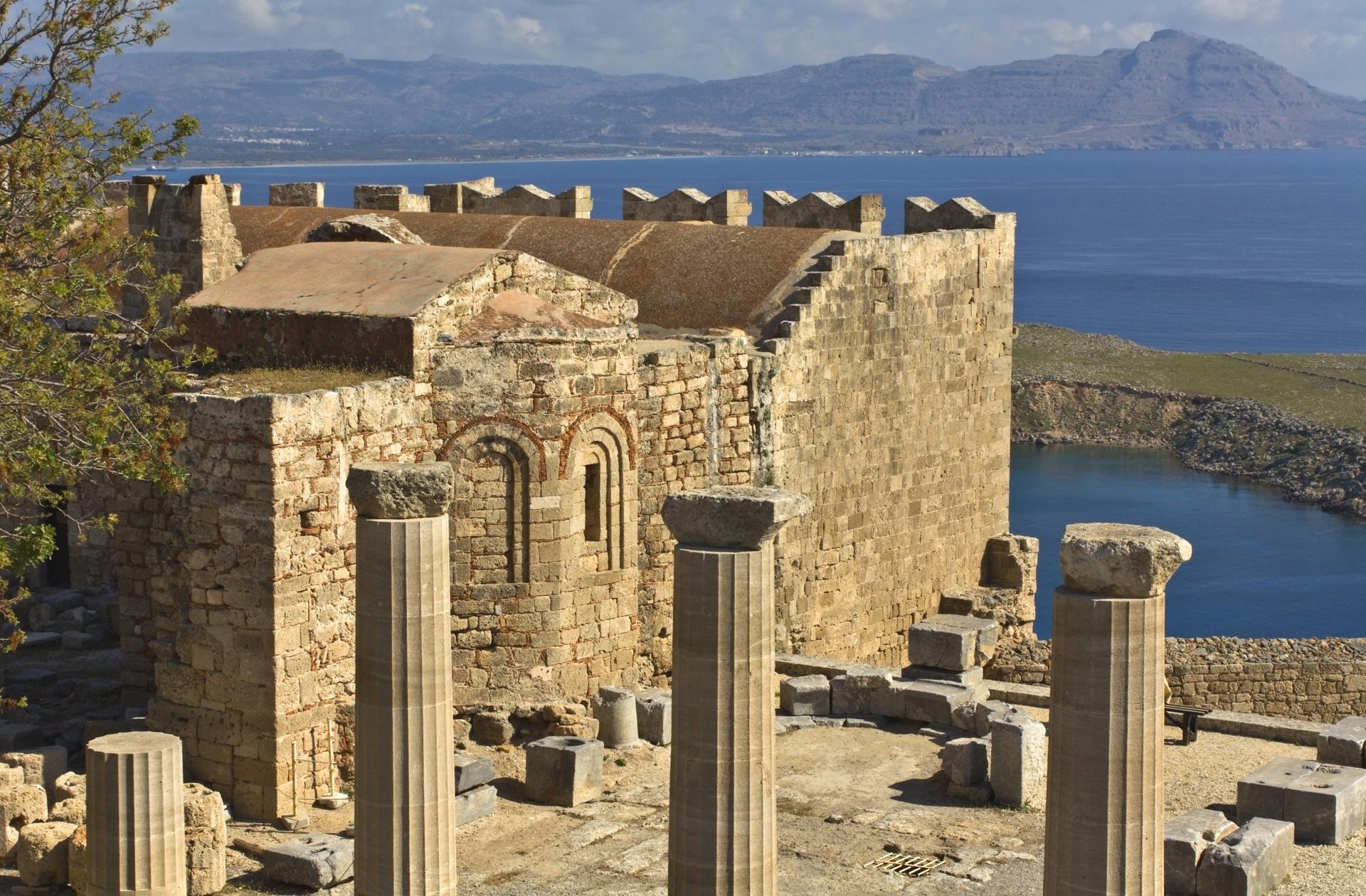 Acropolis of Lindos - GTP